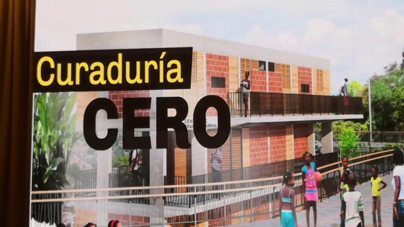 Alcalde anunció 8 mil viviendas Coliseo Arena y Metro de la 80