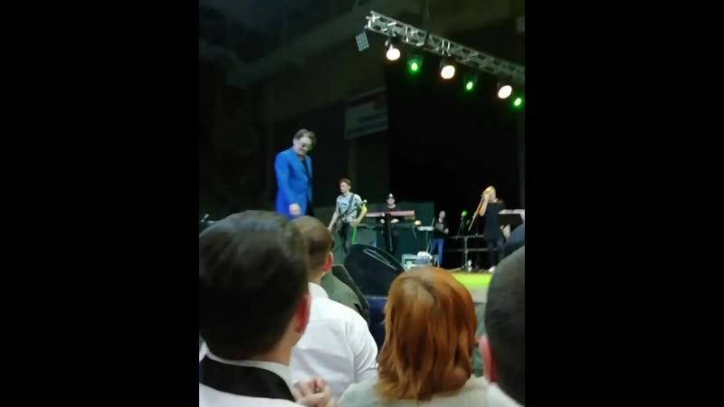 Григорий Лепс Самый лучший день отрывок 27 11 2019 г Оренбург
