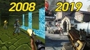 Evolution Of Android FPS Games 2008 - 2019