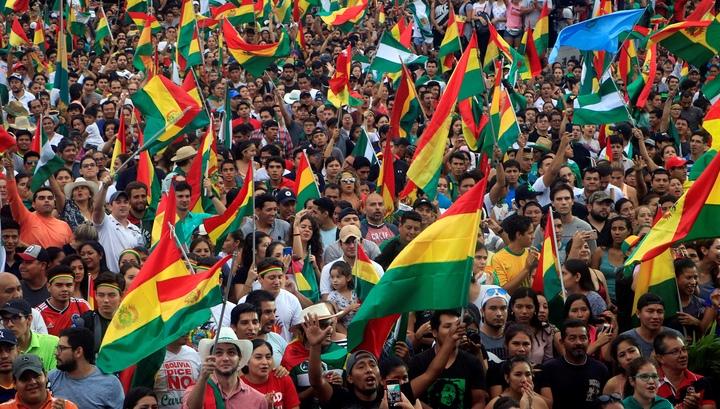 Вести.Ru Боливия разрывает дипломатические отношения с Венесуэлой и выходит из ALBA