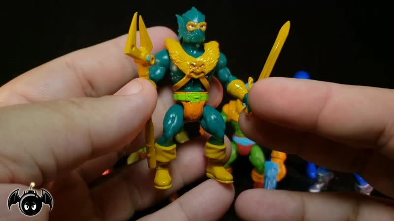 Warlords of Wor wave 8 Glyos figures review