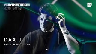 Awakenings ADE 2019 - Dax J