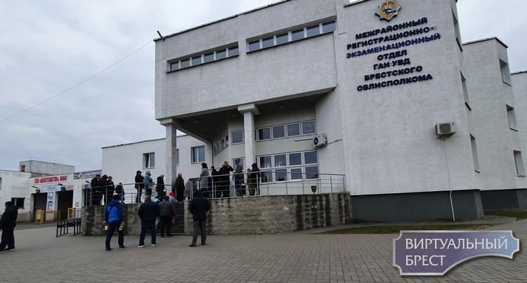 70-летний житель Брестского района подозревается в покушении на убийство сотрудника ГАИ