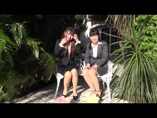 Japanese Office Girls (Wetlook Skirt Suits)