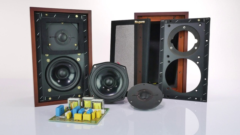 70th Anniversary Rogers LS3 5a BBC Monitor Speaker Limited Edition 210 pcs Handcrafted in England