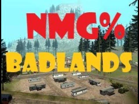 SPEEDRUN GTA SAN ANDREAS NMG (Badlands)