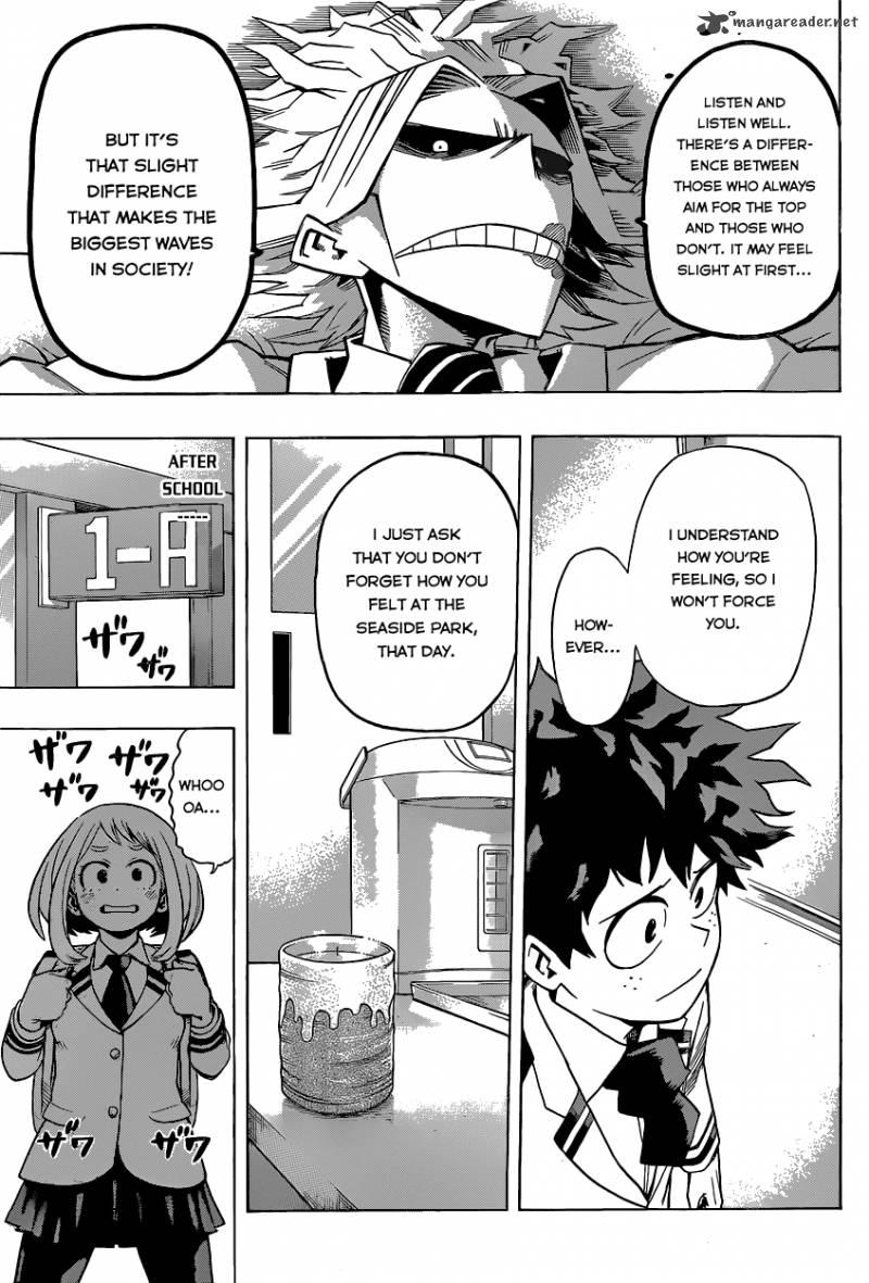 Boku No Hero Academia, Chapter 23, image #9