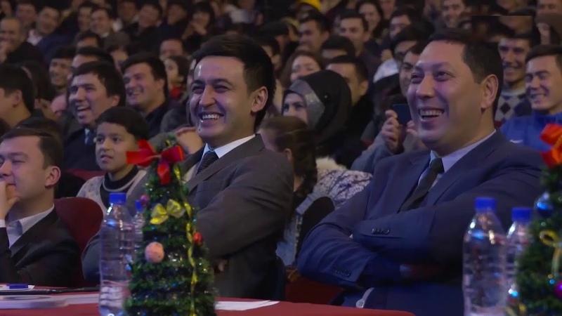 QVZ 2017 - TBT Jamoasi Davron Kabulov Kochada Taxi Toxtatmoqda