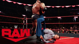 [#My1] Rusev left crushed by Lana and Bobby Lashley: Raw, Oct. 28, 2019