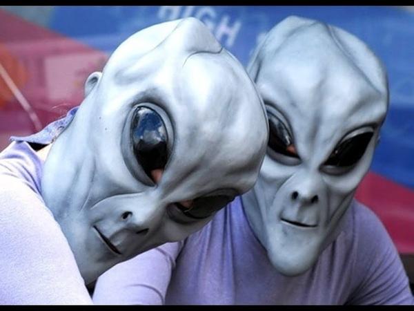 Загадки Вселенной Зачем пришельцы похищают людей1