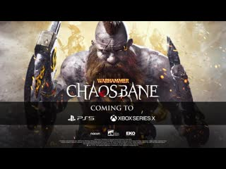 Warhammer Chaosbane - PS5 and Xbox Series X Teaser Trailer