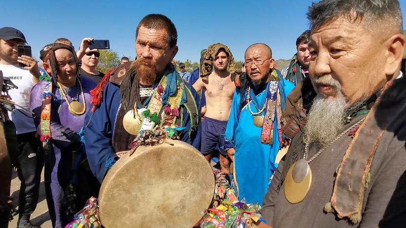 Позор шаманам из МРОШТэнгэри- опозорили бурятский народ перед всем миром.
