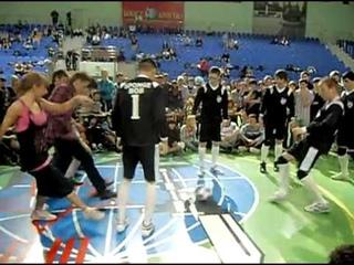 VERTIFIGHT IN RUSSIA : Vortex vs Punk`s Electro(winner)