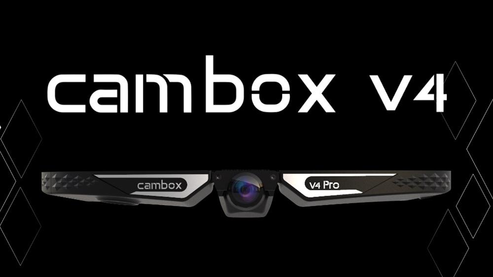 Мотокамера Cambox V4 Pro!
