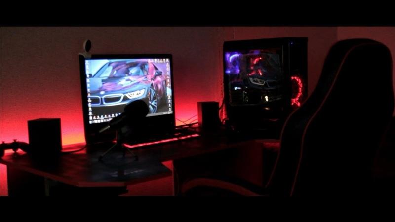 PC Gamer Station