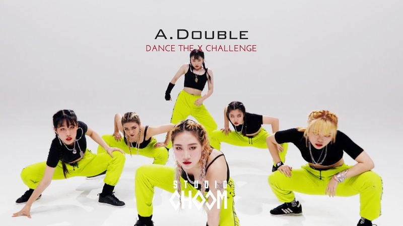 [Dance the X Challenge] 3 A.DOUBLE - ALNW 'Upgrade'
