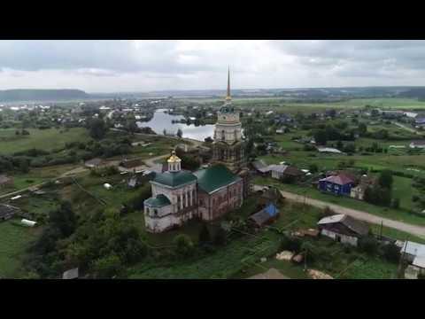 Панорамное видео село Ленск Кунгурский муниципальный район