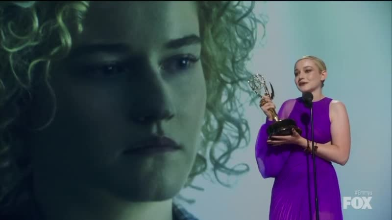 71st Emmy Awards Julia Garner Wins For Outstanding Supportin