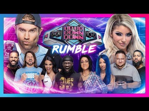Video@alexablissdaily UpUpDownDown Championship Rumble Livestream Jan 27 2020