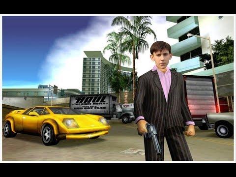 WildGamer Стрим по GTA Vice City Часть 2