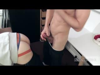 Hung_Young_Brit_-_Shy_polish_boy_in_baseball_cap_given_huge