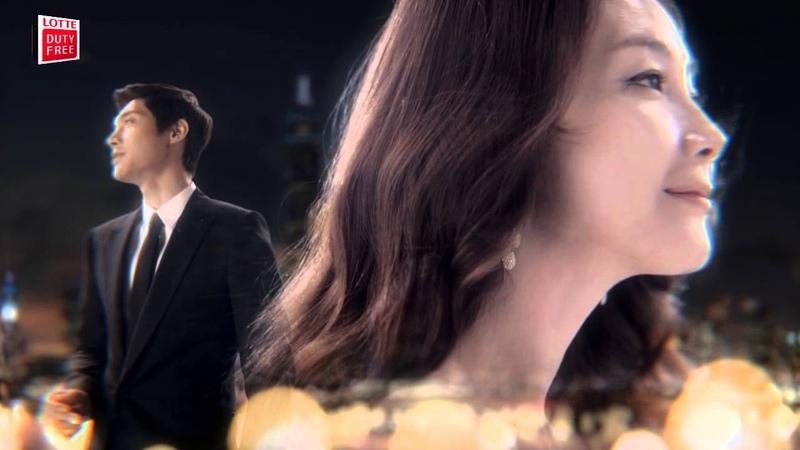 [2013 LOTTE DUTY FREE MV] Kim Hyun Joong Choi Ji Woo - JPN
