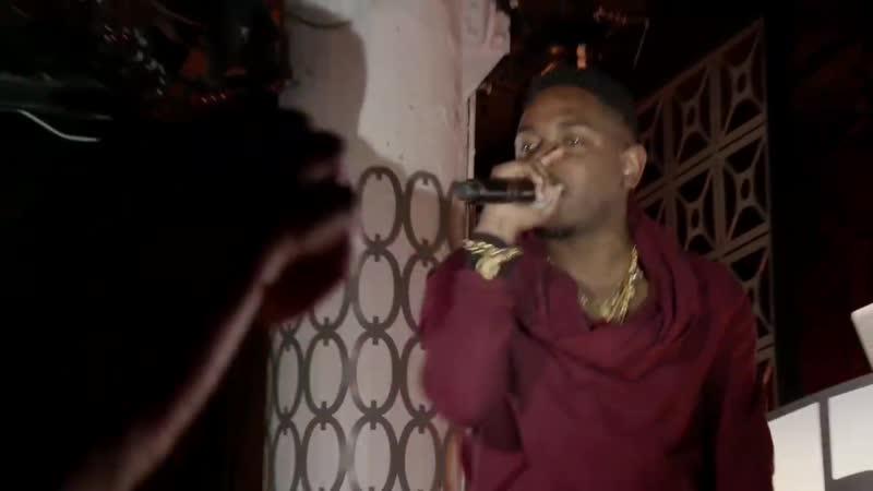 Kendrick Lamar Hol' Up Vevo Presents