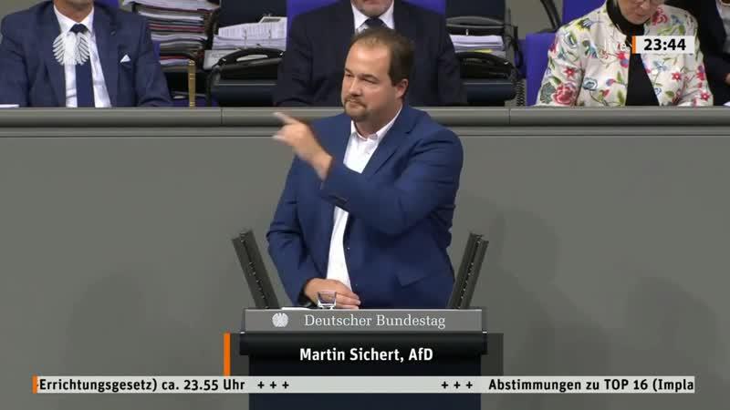 Wie können Sie es wagen - Wolfgang Kubicki FDP vs. Martin Sichert AfD 26.09.2016 - Bananenrepublik [720p]