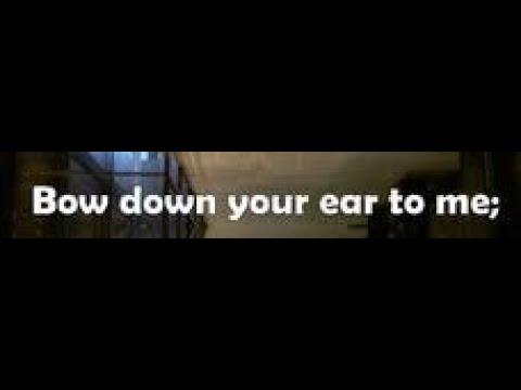 Lord Turn Your Ear My Way / Timothy J Douglass Sr / Super Power Prayer
