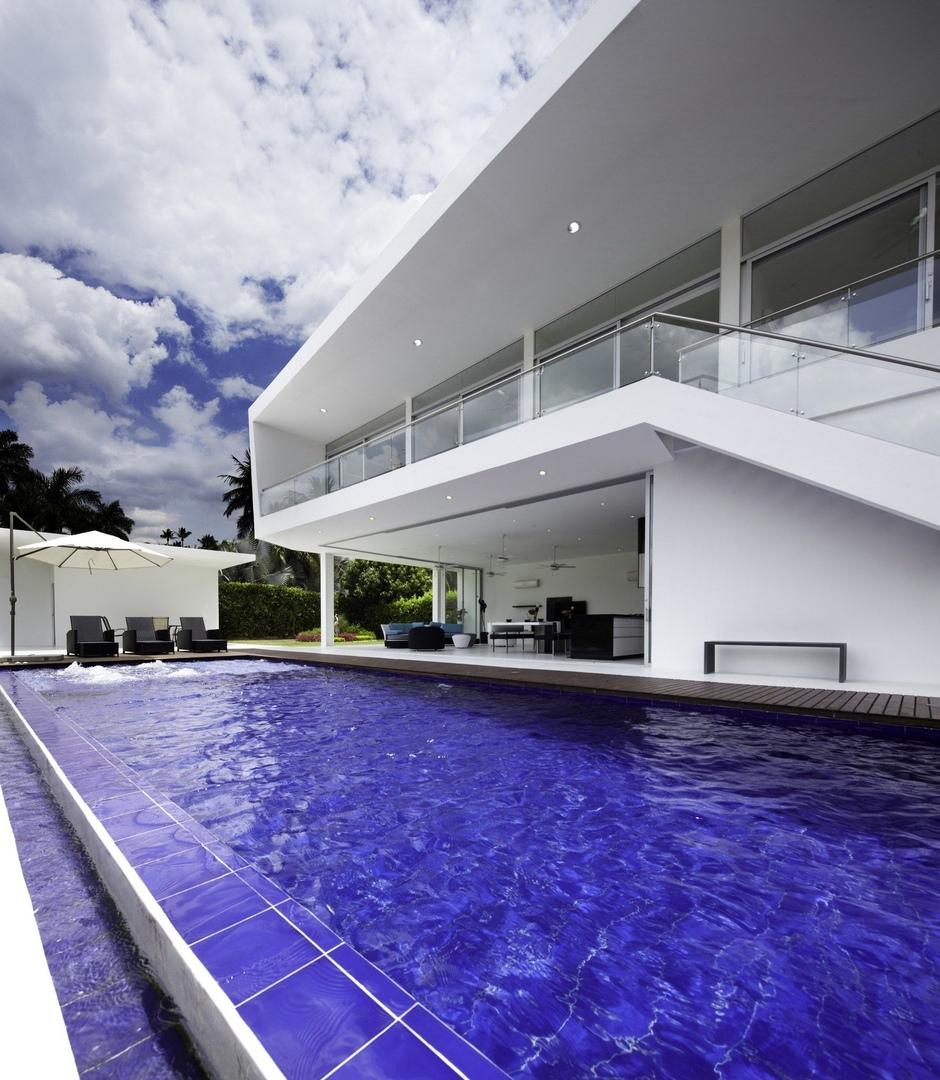 GM1 House / Giovanni Moreno Arquitectos
