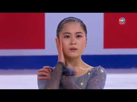 Figure Skating | 👑 | Satoko MIYAHARA | Free Skating | Grand Prix | Cup Of China 2019 | NBC