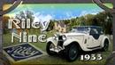 Единственный в стране. Английский гоночный автомобиль Raily 9, 1933-го года.