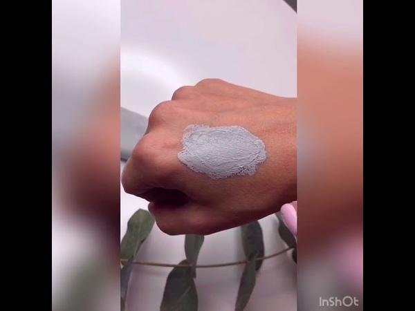 Обзор на очищающую пузырьковую глиняную сплэш-маску «Индийская ледяная глина»