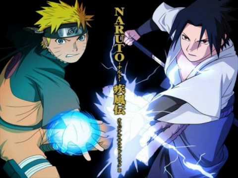 Naruto Shippuden OST 2 Track 19 Himoji The Scarlet Letter