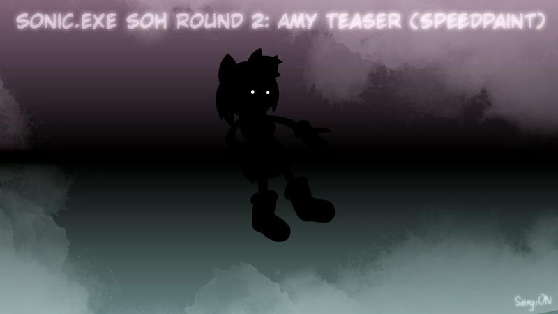 SPEEDART Sonic.exe SoH Round 2 Amy Teaser (SoHCutFlashmob)