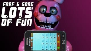 FNAF 6 Song - Lots Of Fun - TryHardNinja - Pizza Simulator Samsung phone (Cover)