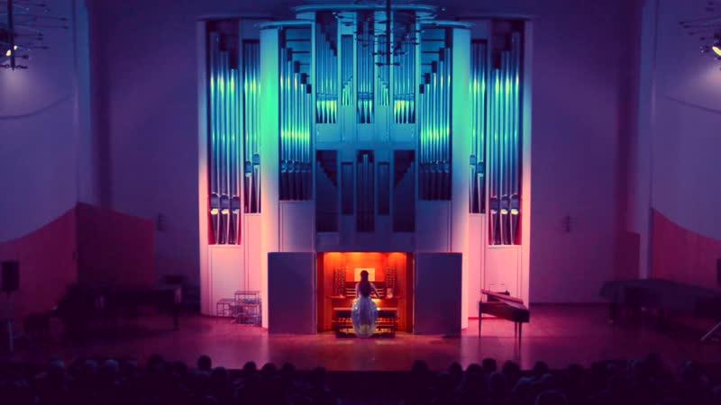 Никита Широков EX ANIMO Старинная сюита для органа в 4 х частях