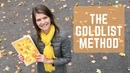 The ULTIMATE explanation of the Goldlist method to learn vocabulary without memorizing
