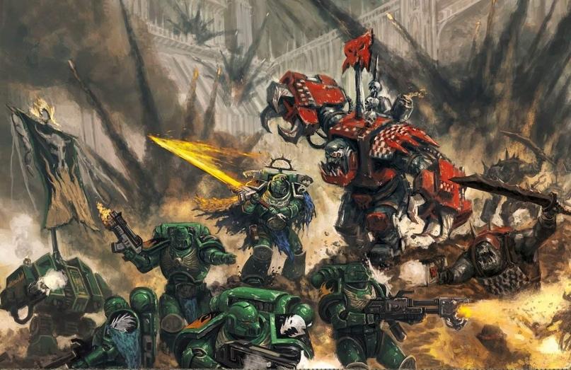Битва за Армагеддон: Атака Хаоса. Обзор, изображение №6