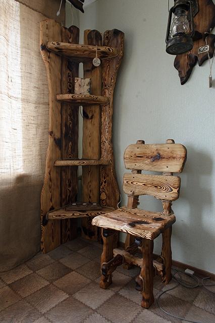 костанаец семь лет профессионально изготавливает из дерева