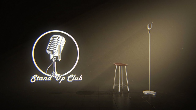 Stand Up Opener After Effects Template