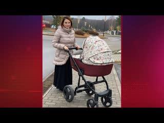 Слуцкая показала фото с новорожденной малышкой