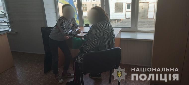 В Северодонецке два 8-летних хулигана подожгли автомобиль