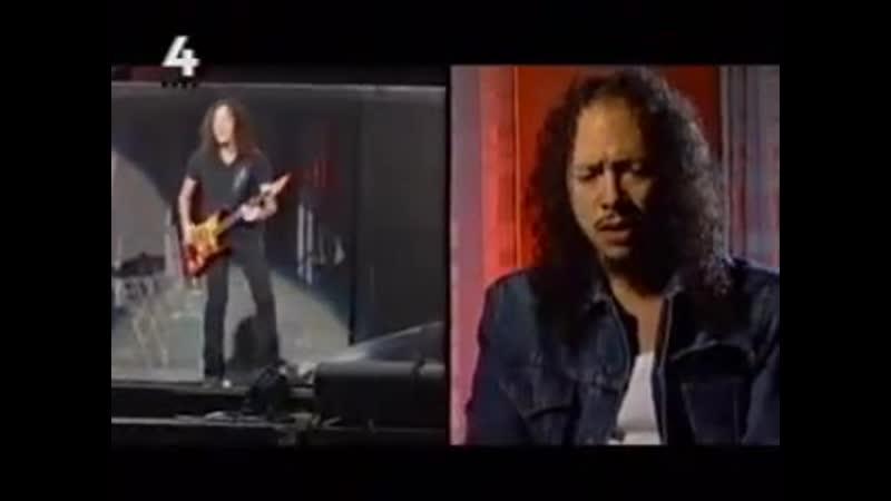Metallica - TV4 Sztukateria Chorzow 31.05.2004 (TV Report)