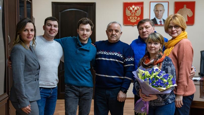 Дмитрий Алиев: «Я очень скучал по своей семье», изображение №11