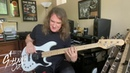 SCHOOL'S OUT - David Ellefson - Peace Sells The Conjuring