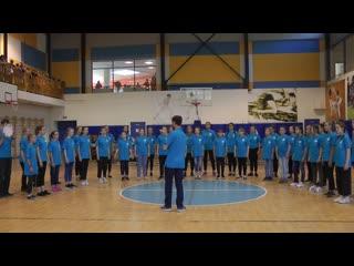 Концертный хор Ансамбля песни и танца имени И.О. Дунаевского  Guadete