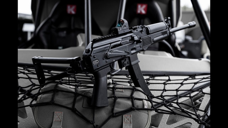 TR9 PARADOX – Saiga-9 Chambered in .345 TK