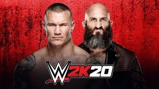 #My1 Randy Orton vs. Tommaso Ciampa: WWE 2K20 match simulation