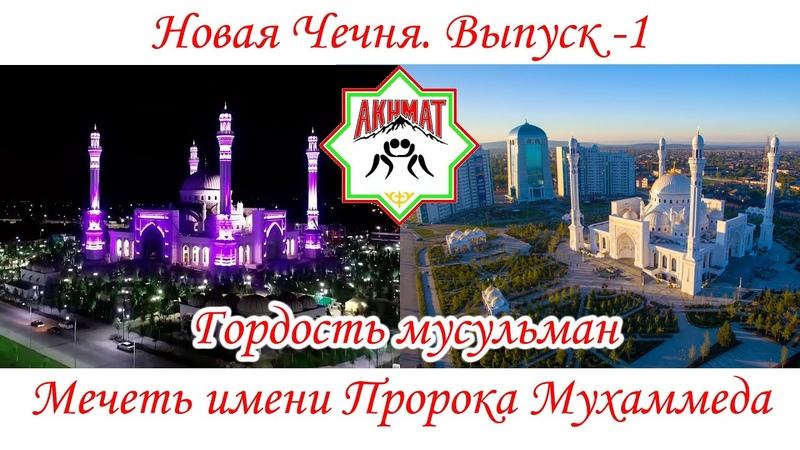 1 Новая Чечня Мечеть Гордость мусульман Самый подробный обзор Мраморный туалет Мнение туристов
